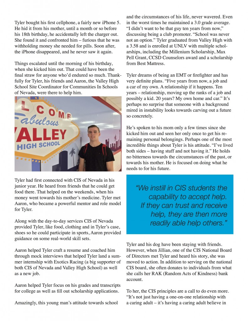 Tyler's story page 2